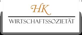 Logo der HK Wirtschaftssozietät